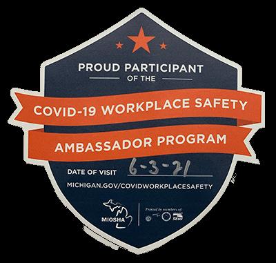 Covid Workplace Safety Program 2021